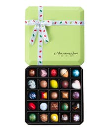 All 10 of our limited-edition holiday flavors alongside 15 pieces from our signature chocolate collection!