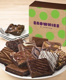 Traditional Brownie Treats