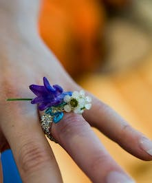 Floral Prom Ring - Marco Island Florist