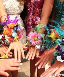 Fun / Unique Prom Corsages - Marco Island Florist