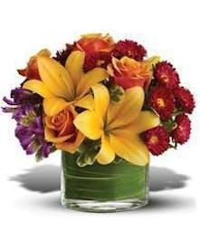 A charming vase