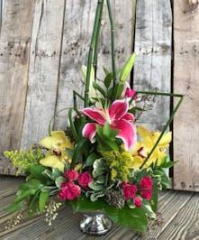 Tropical Flower Arrangements Amp Exotic Flowers Best Value