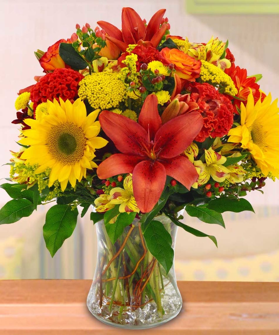 Candy Apple Marco Island Florist Fall Flower Delivery