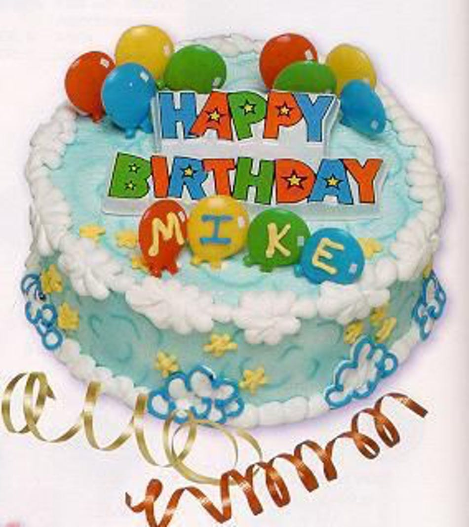 Send A Birthday Cake Anywhere Marco Island Florist